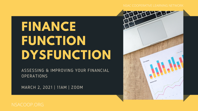 Finance Function Dysfunction: Assessing & Improving Your Financial Operations